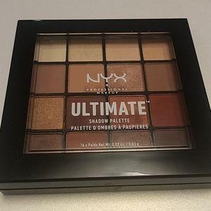 5/$25 NYX Eyeshadow Palette